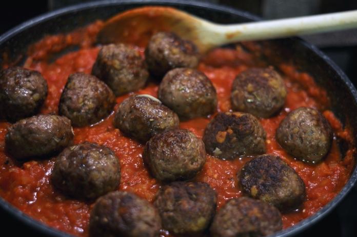 Meatballs & Rosti 2