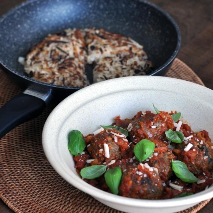 Meatballs & Rosti 3
