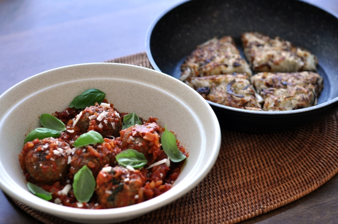 Meatballs & Rosti 4
