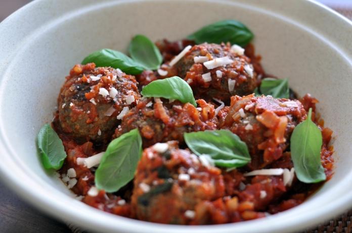 Meatballs & Rosti 6