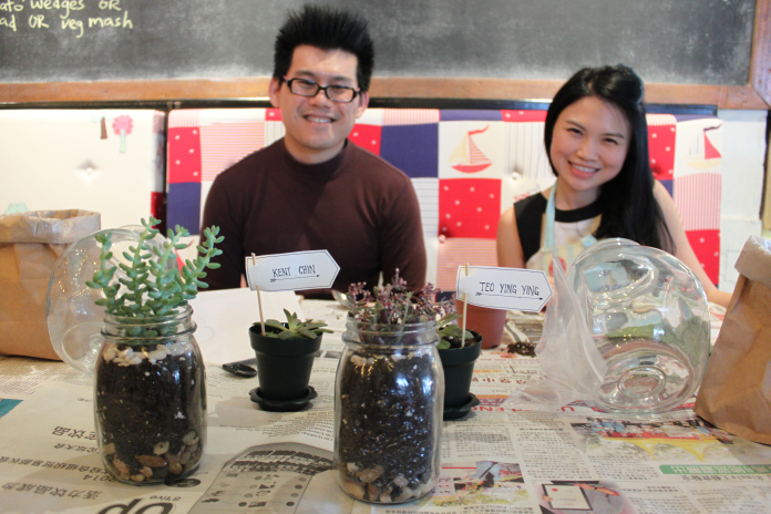 Terrarium Workshop 14
