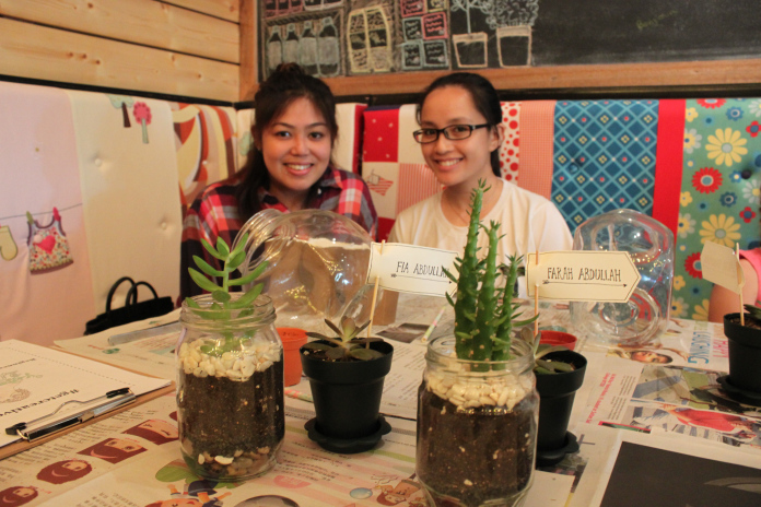 Terrarium Workshop 16