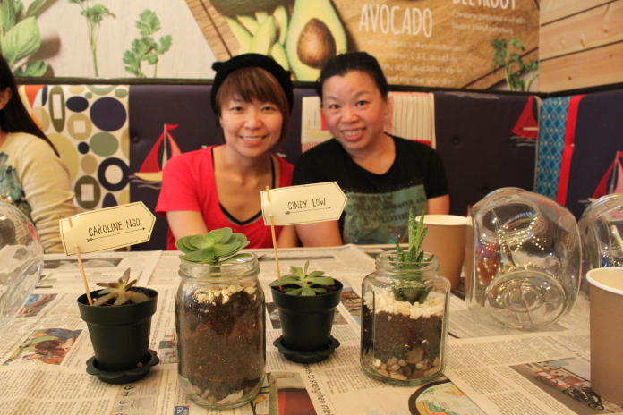 Terrarium Workshop 17