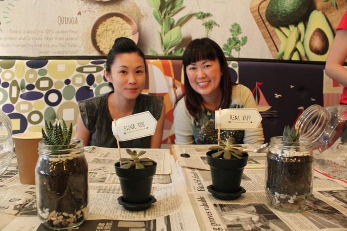 Terrarium Workshop 18