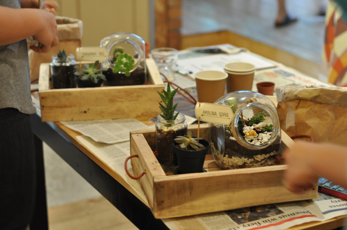 Terrarium Workshop 23