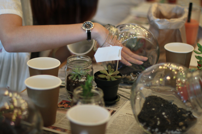 Terrarium Workshop 32