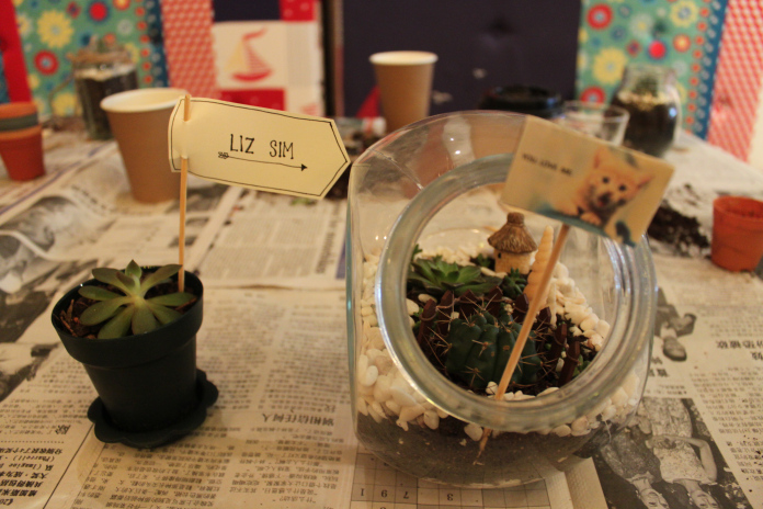 Terrarium Workshop 37