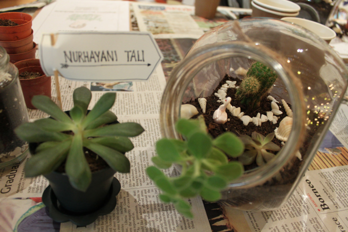Terrarium Workshop 39