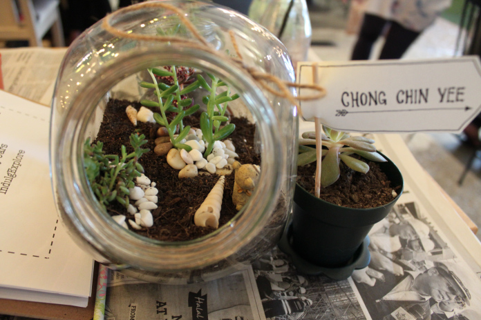 Terrarium Workshop 44