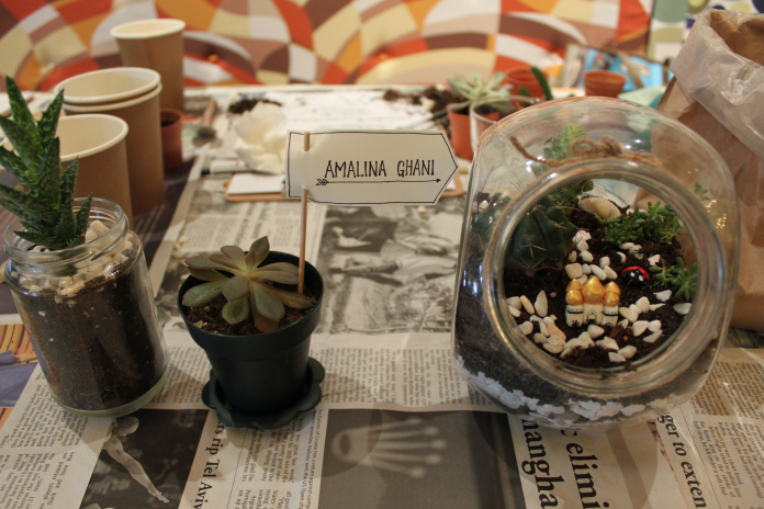 Terrarium Workshop 45