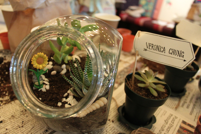 Terrarium Workshop 48