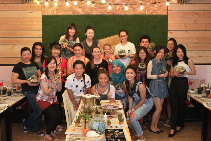 Terrarium Workshop 51